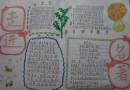 六年级走进名著手抄报图片3幅