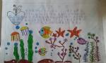 小学二年级海洋世界手抄报