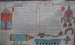 小学五年级我的怀疑手抄报