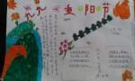 九九重阳节手抄报图片大全、资料