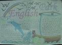英语公园手抄报图片