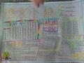 四年级语文手抄报资料